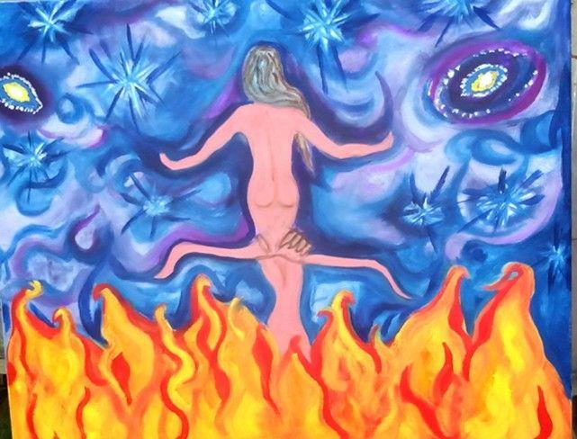 Nacida del fuego