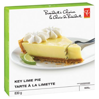 Image result for president's choice key lime pie