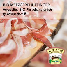 #biohotels Partner Juffinger Juffiger's Produkte sind gluten-, laktose- und gentechnikfrei. Sie enthalten keine Farbstoffe, Glutamate oder andere künstliche Zusätze. Qualitäten, die angesichts steigender Allergien und gesundheitlichen Intoleranzen in der Gesamtbevölkerung immer wichtiger werden. Die Rezepturen für die rein biologische Produktion wurden in jahrelanger Kleinarbeit selbst entwickelt. Die Produkte sind deshalb mehr #Bio, als die EU vorschreibt und erfüllen die strengsten…