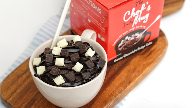 Grocery Find: You Can Make Instant, Indulgent, Microwaveable Chocolate Cake
