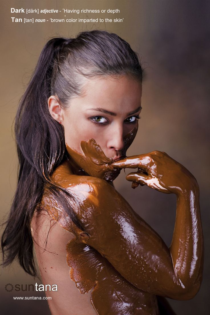 how to use dark chocolate for skin