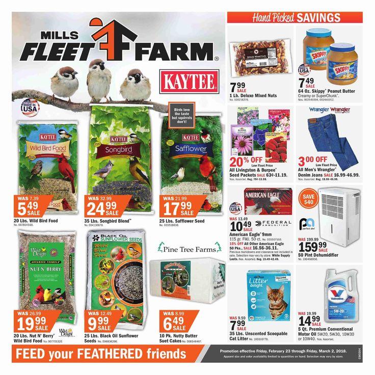 Fleet Farm Weekly Circular February 23 - March 2, 2018 - http://www.olcatalog.com/fleet-farm/fleet-farm-weekly-circular.html