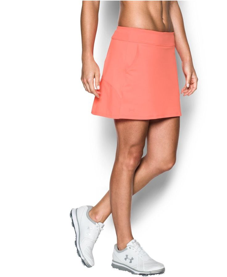 UNDER ARMOUR Under Armour Women'S Ua Links Knit Skort. #underarmour #cloth #all