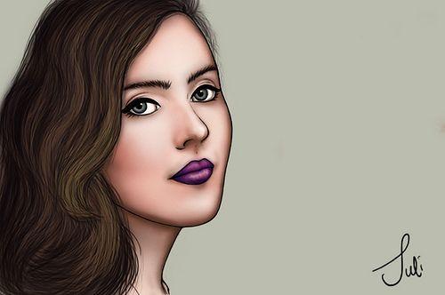 Juli #illustration #ilustración  ilustración