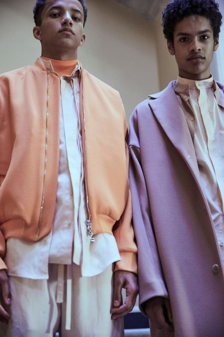 Qasimi looks to the clothes of young Muslims in east London.