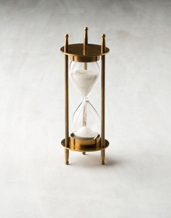 SAND TIMER GLASS timeglass