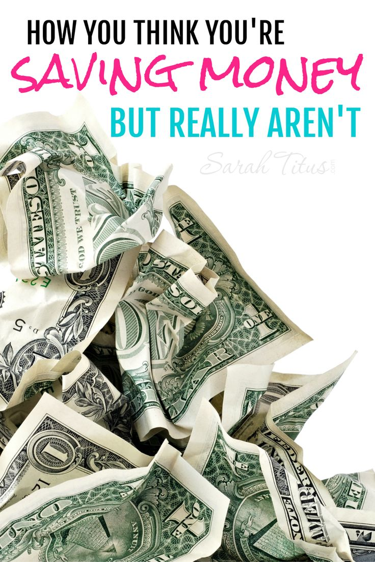 Aren T Infographics Just The: How You Think You're Saving Money But Really Aren't