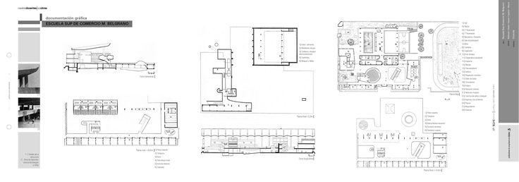 Galería de Clásicos de Arquitectura: Colegio Manuel Belgrano…
