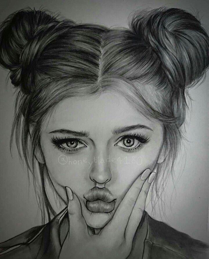 Loren Gray Zeichnung (Mädchen Zeichnung) – Duygu Ocak