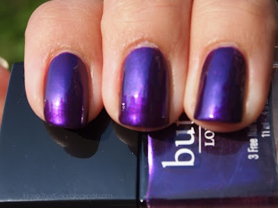 I have that color!: My Collection, Swatched: Butter London HRH