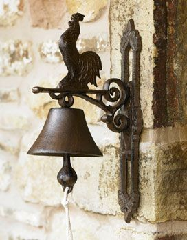 Country French wallbell