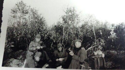 German soldiers I think