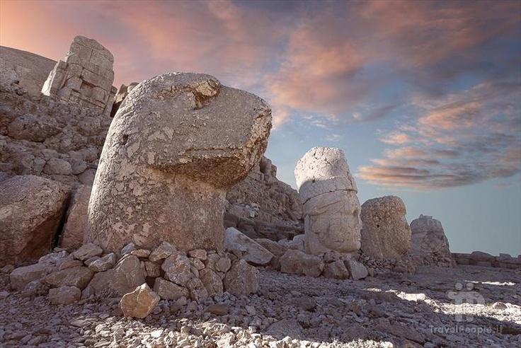 Monte Nemrut - Tramonto