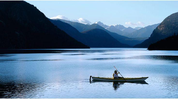 Kayaking in The Adirondacks | Auburn Lakes | Kayaking ...