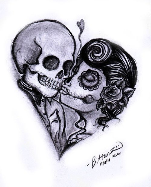 Tattoo Couple I'm Obsessed With This