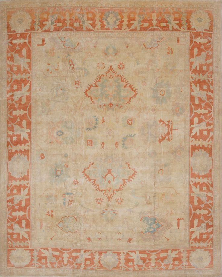 Perfect Matt Camron Rugs U0026 Tapestries   Matt Camron Rugs U0026 Tapestries   Oushak Rug    14195HM