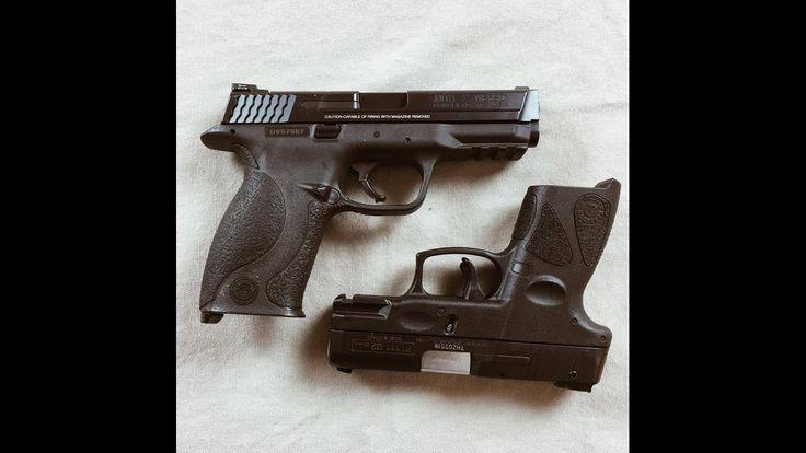 Striker fire pistol firing pin removal