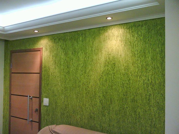 25 melhores ideias de textura grafiato no pinterest - Pinturas para paredes ...