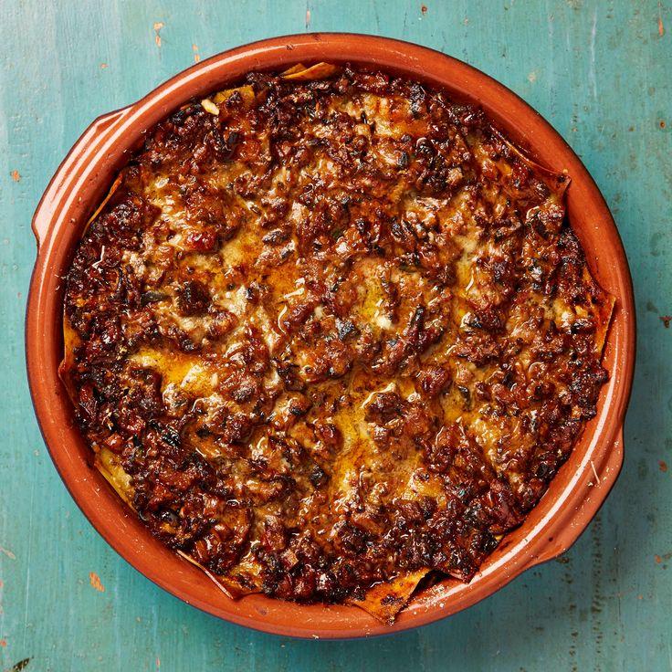 Yotam Ottolenghi's lasagne recipes