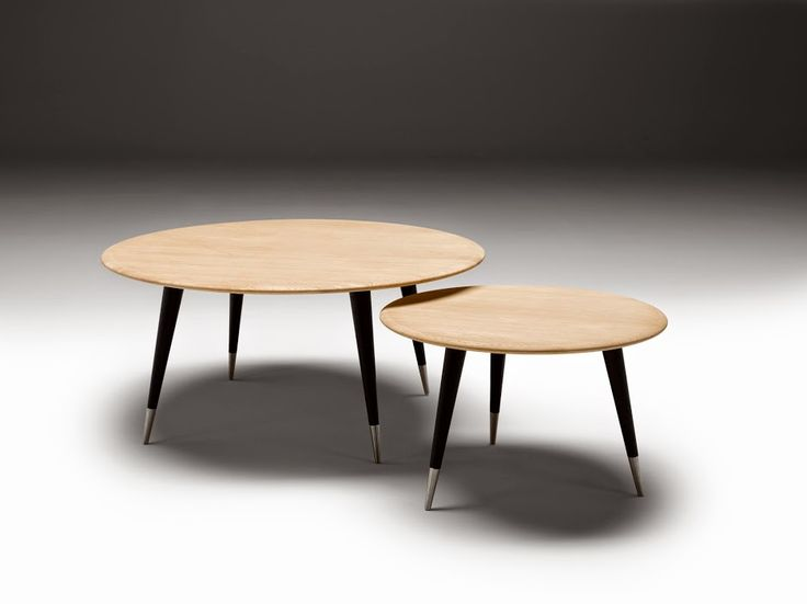 Retro round dining tables wharfside danish furniture - 44 Best Images About Sofabord Salongbord On Pinterest