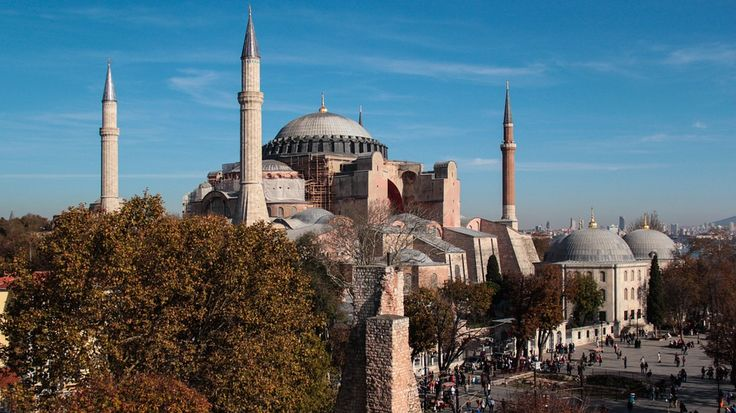 Greek Foreign Ministry Condemns Hagia Sophia Muslim Prayer Incident.