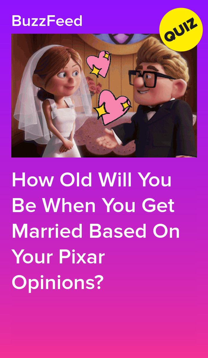 Your Pixar Preferences Will Reveal How Old You'll Be When