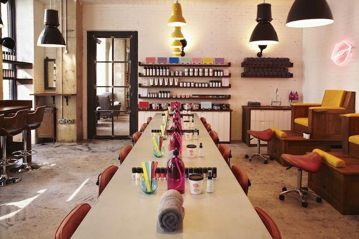 Cosmo Hoxton Holborn Hotel hoxton, Beauty store, Salons