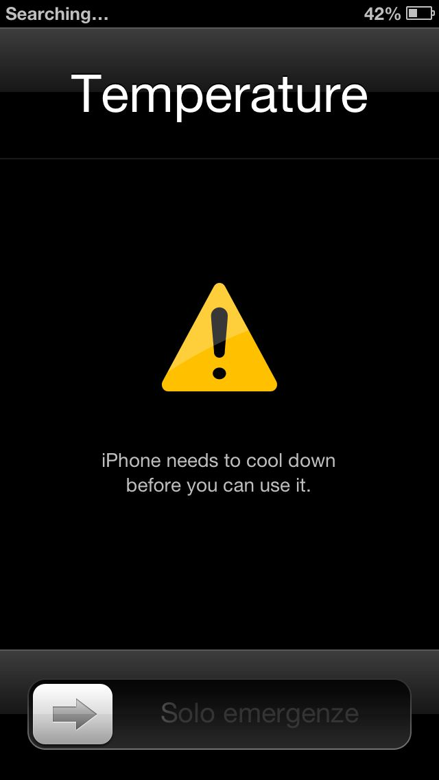 What happens to everyone's phone at camp
