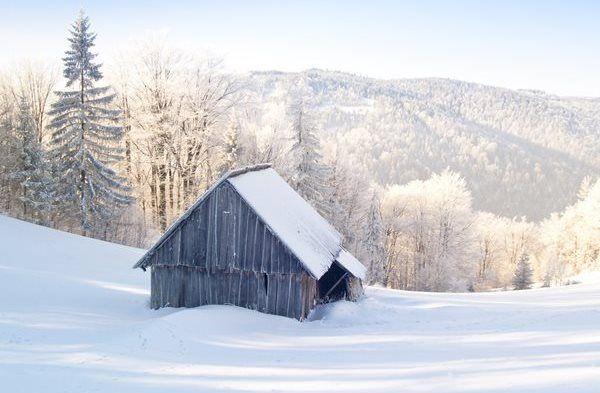 Czech Republic - Šumava in the winter