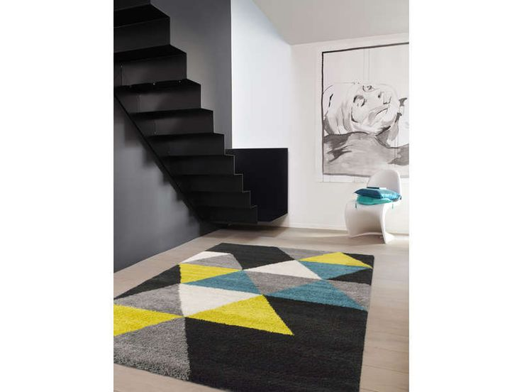 Tapis 160x230 cm STOCKHOLM - Vente de Tapis - Conforama