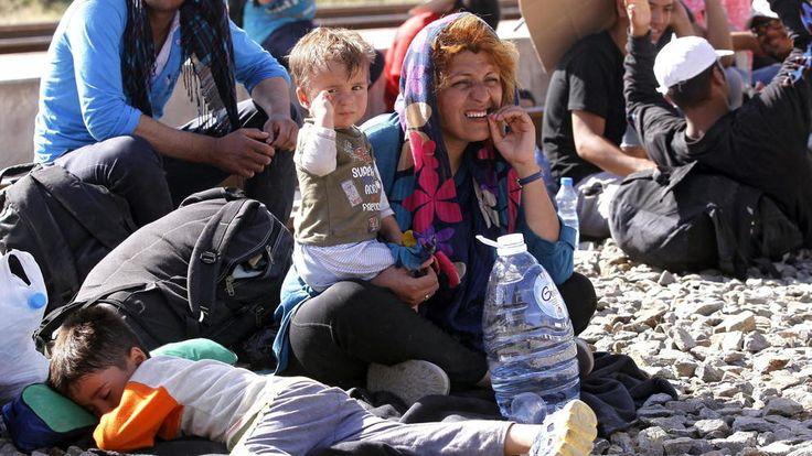 Confesiones de seis refugiados sirios en España.