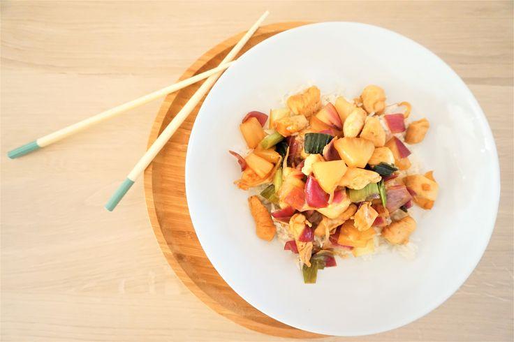 Wij zijn gek op wokken. Wok gerechten zijn makkelijk en snel gemaakt. Wij hebben nog maar weinig wok gerechten met jullie gedeeld en daar moest maar eens verandering in komen. Vandaag hebben wij een heerlijk wok gerecht met kip, ananas, groente en teriyaki saus.Teriyaki saus is een van de bekendste sauzen die gebruikt worden bij...