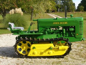 1949 John Deere MC Crawler