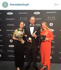 ELLE awards 2015