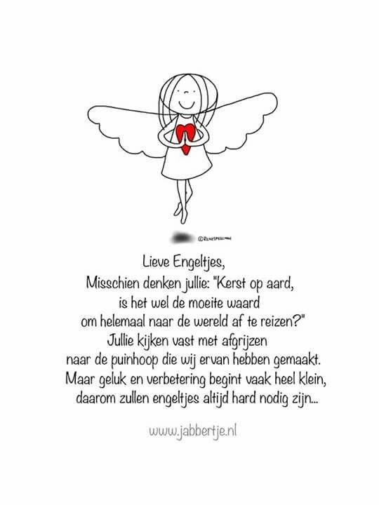 Engeltjes op aarde