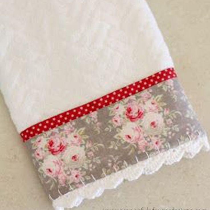 Las 25 mejores ideas sobre toallas de mano en pinterest y for Accesorios para poner toallas en el bano