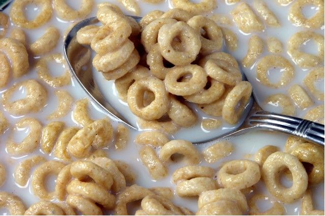 General Mills' CEO on GMOs.  Are you still feeding your kids cheerios?