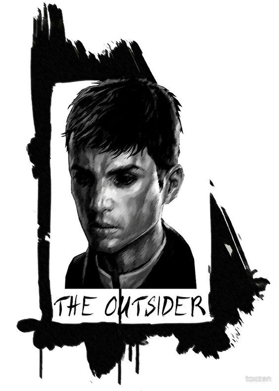 [DH] The Outsider | Dishonored, The outsiders, Dishonored 2