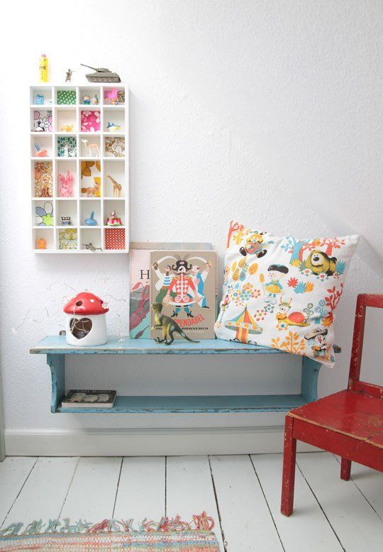 No-cost Kids' Room Decor Updates - Works for all parts of the house too!