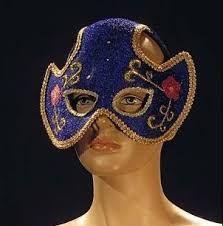 Máscara Carnaval Veneciano