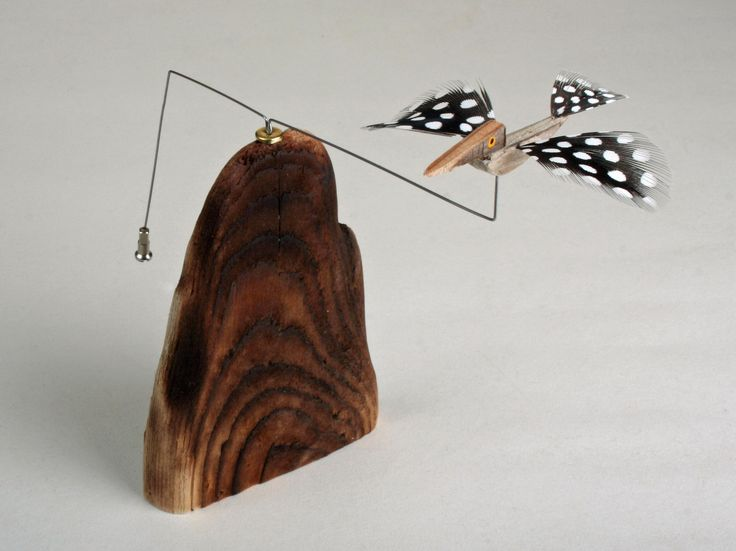 Make automata and moving toys. Robert Race Enjoy creative play with simple mechanisms and a range of materials as you learn to design and make your own moving toys and automata. Starting with a basic moving toy you explore the materials available, including wood, string, plastic, driftwood and other reclaimed or recycled objects. https://www.westdean.org.uk/CollegeChannel/Tutors/TutorProfilesandWork/RobertRace.aspx