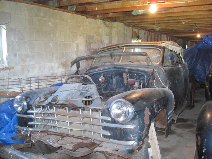 W Yoder Auction.com Car Collection of Jack Slattery Saturday, November 4th @ 10am  Preview Dates: Friday, Nov. 3rd 10 am-5:00 pm; Sat. Nov. 4th 7:30 am  (all day) Location: Sheboygan County Fair Grounds 229 Fairview Dr Plymouth, WI 53073  Featuring Approx 40 cars.  Years: 40's, 50's, 60's, & 70's.  Models: Lincoln, Cadillac, Buick, Oldsmobile, Pontiac, Dodge, Ford, Packard, & Chevrolet  - 1946 Lincoln Continental two door coupe - 1949 Cadillac Series 62 four door five ...