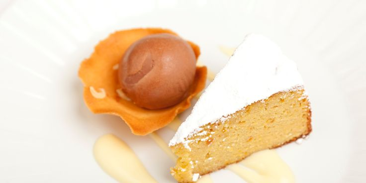 Esteemed chef Shaun Hill shares his gloriously simple to prepare orange and almond cake recipe, which has the added bonus of being both gluten and dairy free