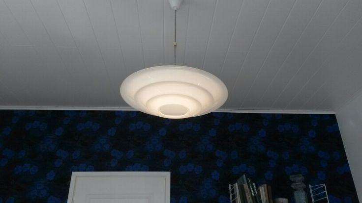 Yki nummi acrylic lamp, stockmann-orno, sanka oy