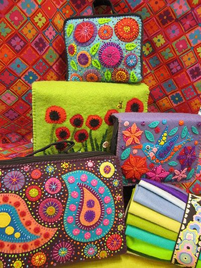 Flying Fish Kits Wendy Williams Felt And Wool