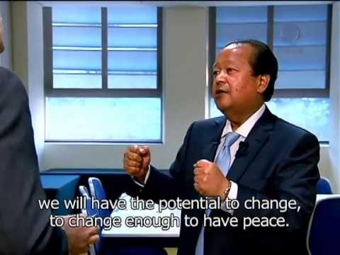 Interview of Prem Rawat — Record TV