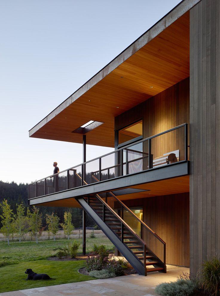 RCR Compound by Carney Logan Burke Architects