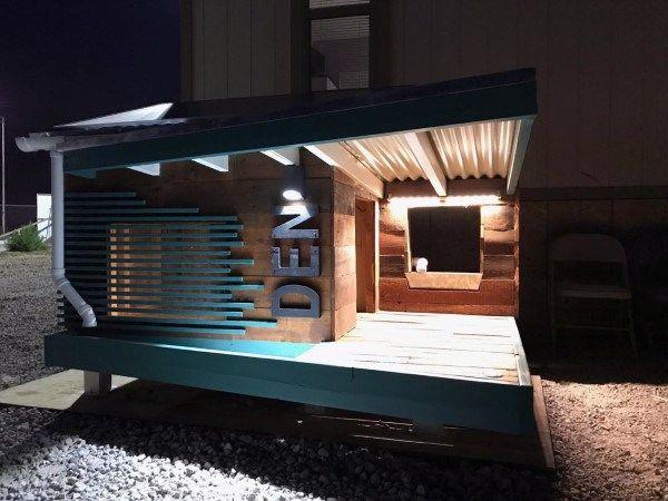 Top 60 Best Dog House Ideas Barkitecture Designs Luxury Dog House Modern Dog Houses Cool Dog Houses