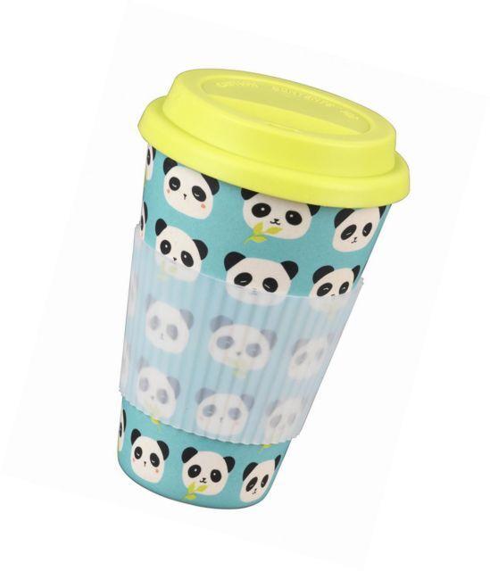Cambridge Bamboo Panda Eco Mug