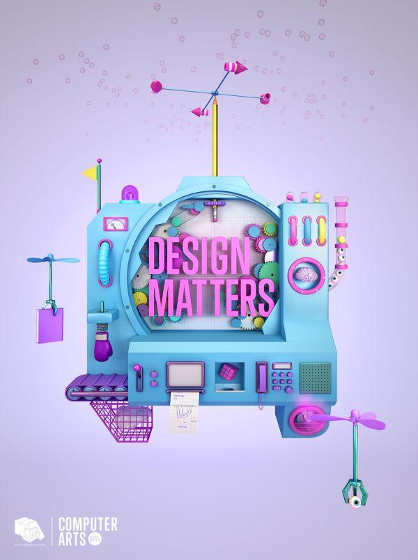 Papercraft and 3D Works by Noelia Lozano | Abduzeedo Design Inspiration